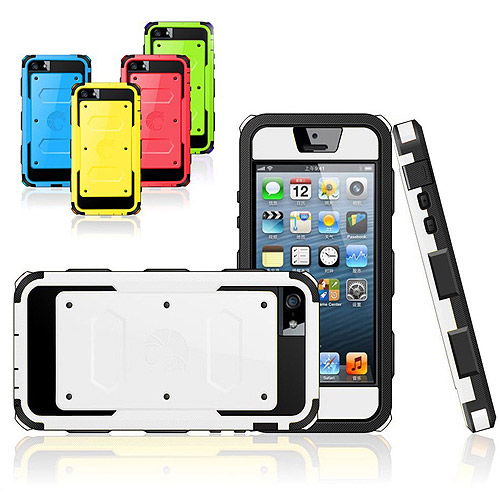 i-Blason Apple iPhone 5C Hybrid Case with Screen Protector