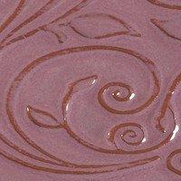 AMACO Opalescent Glaze, Fushia O-52, 1 Pint