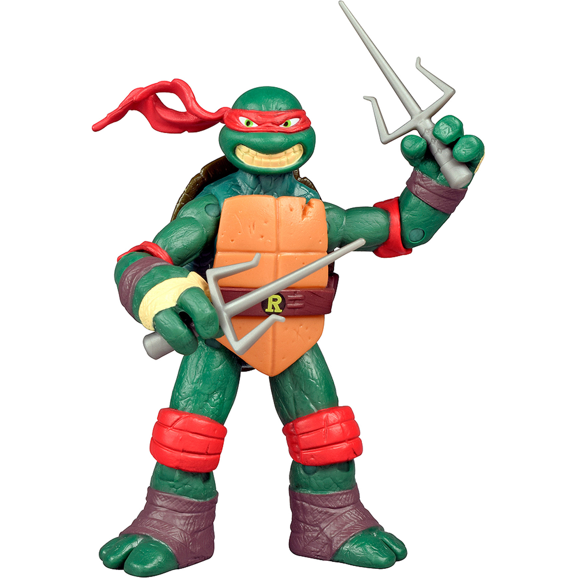Nickelodeon Teenage Mutant Ninja Turtles Re-Deco Action Figure, Raphael