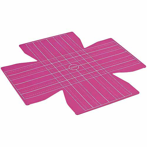 Square Silicone Baking Cutting Mat Walmart Com