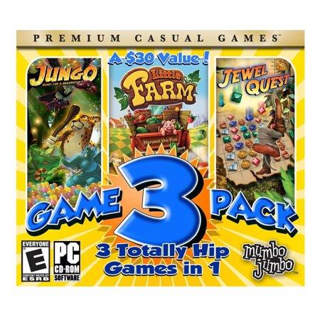 Farm Game (MumboJumbo 3 Game Pack - Jewel Quest, Jungo & Little)
