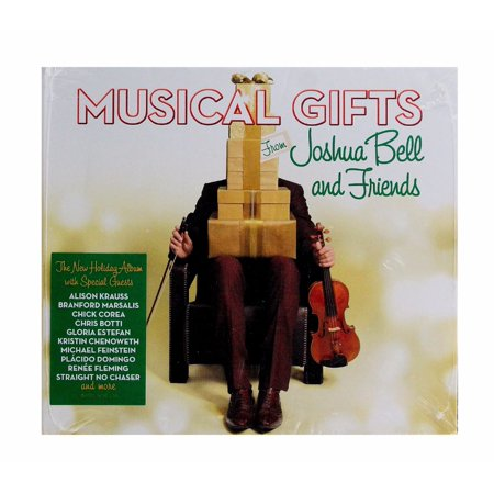 Joshua Bell Romance - Musical Gifts from Joshua Bell and Friends Audio CD - 16 Tracks - 2013