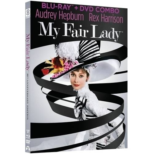 My Fair Lady (50th Anniversary Edition) (Blu-ray   DVD)