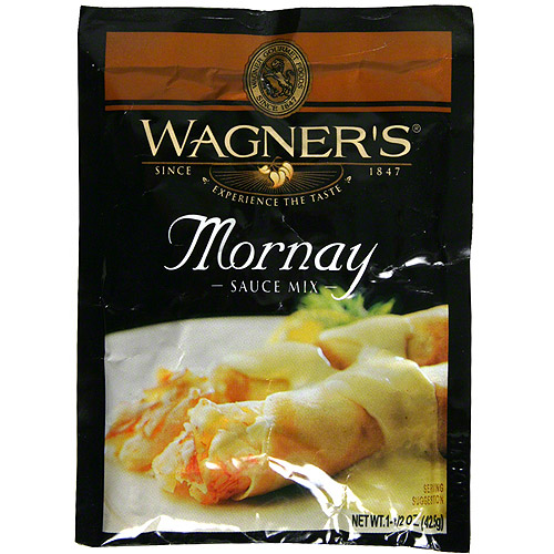 Wagner's Mornay Sauce Mix, 1.5 oz (Pack of 12)
