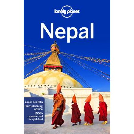 Travel Guide: Lonely Planet Nepal - Paperback (Travel To Nepal From India By Road)