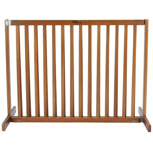 Dynamic Accents Amish Handcrafted Tall Kensington 1 Panel Free Standing Gate