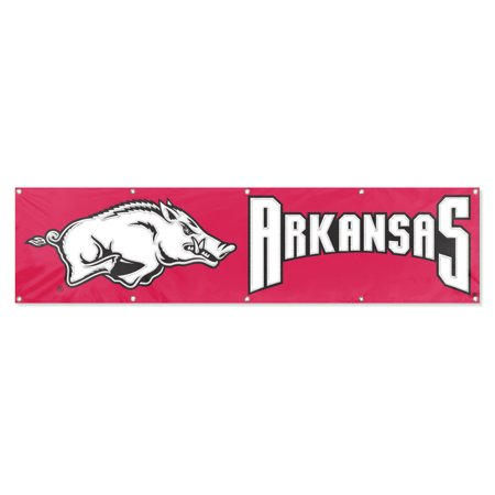 University of Arkansas 2' x 8' Banner