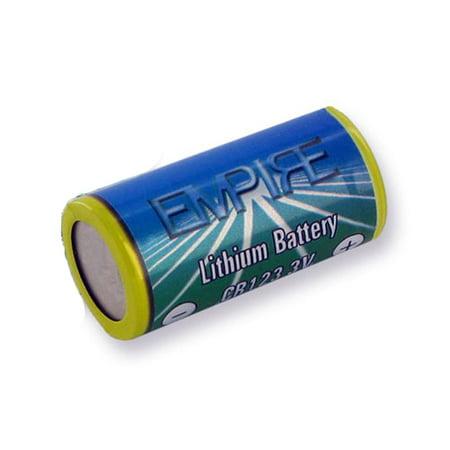(CR123BK 3V Lithium Battery - Replacement For Streamlight Flashlight Battery)