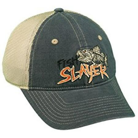 Fish Slayer Hat - Dead Fish Hat