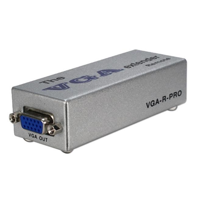 QVS VGA-C5ERP 300-Meter VGA/QXGA CAT5/RJ45 Extender System