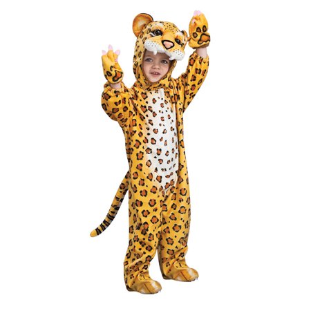 Leopard Halloween Costume Ideas (Toddler Leopard Costume Rubies)