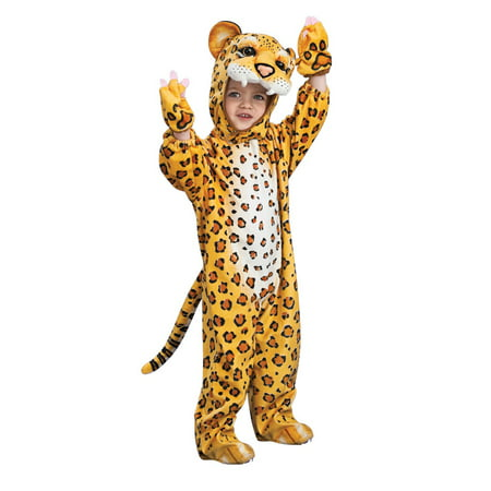 Toddler Leopard Costume Rubies 885982 - Pretty Leopard Child Costume