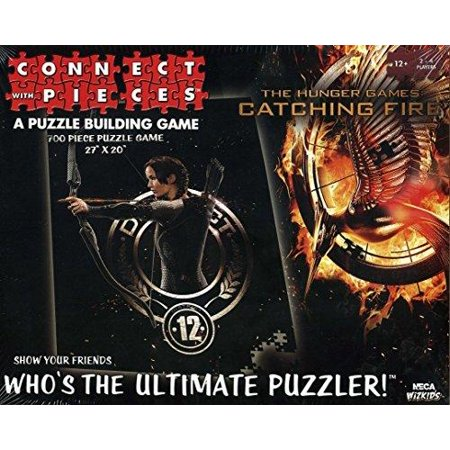 Connect with Pieces - Puzzle Building Game - Hunger Games: Catching Fire -