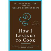 How I Learned To Cook - eBook