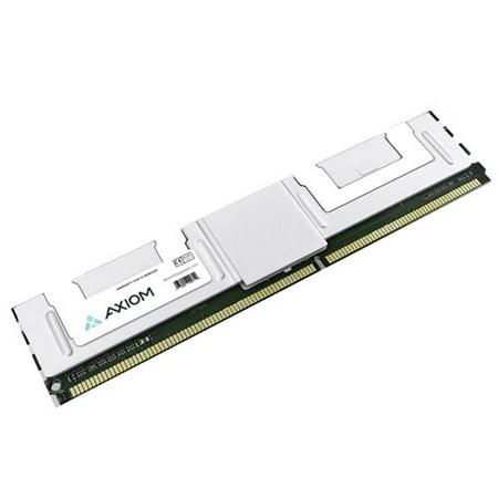 - Axion 46C7575-AX Axiom 8GB FBDIMM Module - 8 GB - DDR2 SDRAM - 667 MHz DDR2-667/PC2-5300 - 1.35 V - ECC - Fully Buffered - DIMM