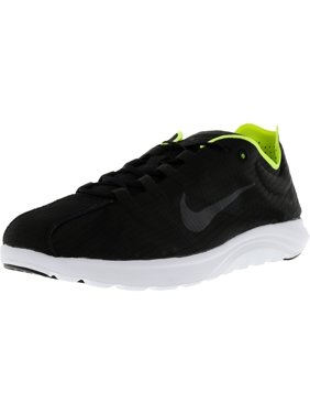 size 40 0d0af 5a1a4 Nike Men s Mayfly Lite Se Black   Anthracite Volt White Ankle-High Running  Shoe -