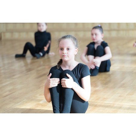 Canvas Print Gymnastics Sports Dance Boy Kids Training Stretched Canvas 10 x 14