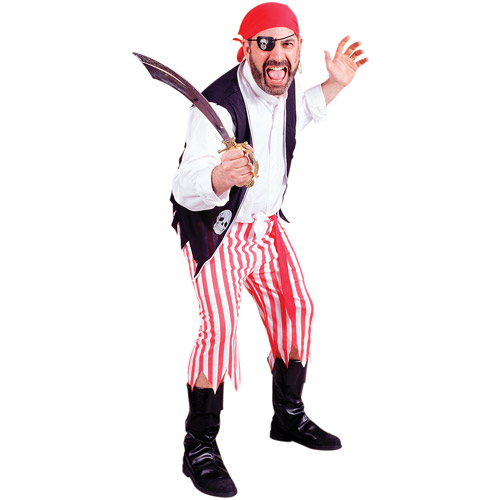 Pirate Adult Halloween Costume