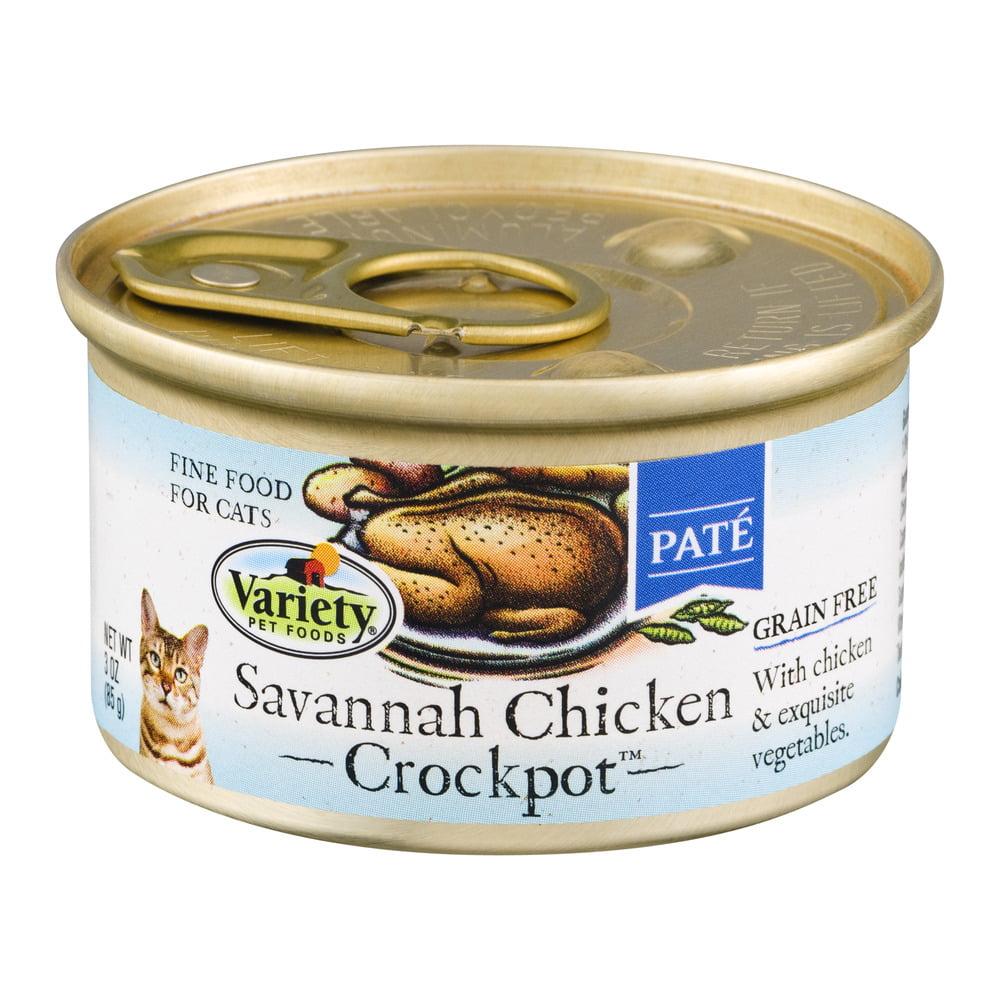 Variety Savannah Chicken Crockpot