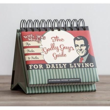 Calendar-The Godly Guy s Guide (Day Brightener)