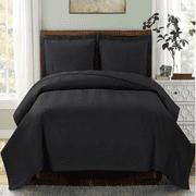 Chevron Oversize Coverlet/Bedspread Set