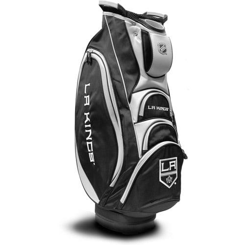 Team Golf NHL Los Angeles Kings Victory Golf Cart Bag