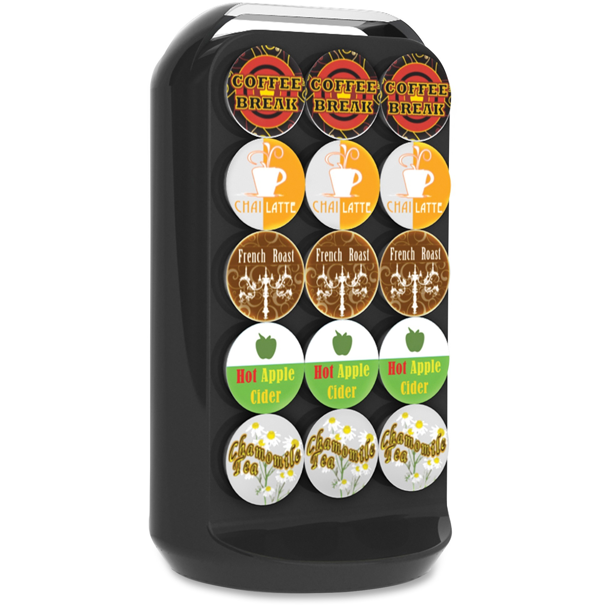 Mind Reader EMS Mind Apollo Coffee Pod Carousel, 1 Each (Quantity)
