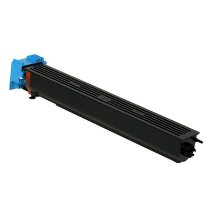 Compatible Konica Minolta TN-611C (A070430) toner cartridge - cyan