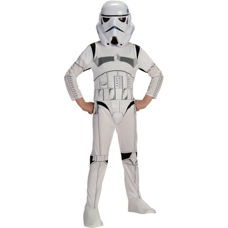 Stormtrooper Costume Kids (Morris Costumes Boys Stormtrooper Child Small 4-6, Style)