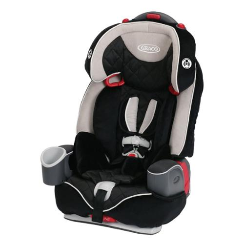 Graco Nautilus 3 - in - 1 Convertible Kids / Children Car Seat  -  Vice 1866264