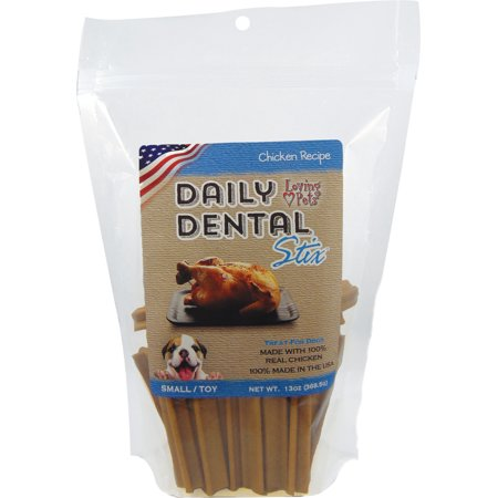 Loving Pets Small Dental Sticks 13oz-Chicken