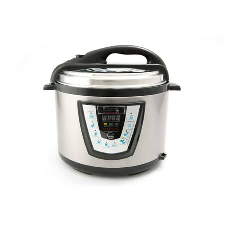 Harvest Cookware Electric Original Pressure Pro 8-Quart Pressure Cooker, (Electric Original Type)