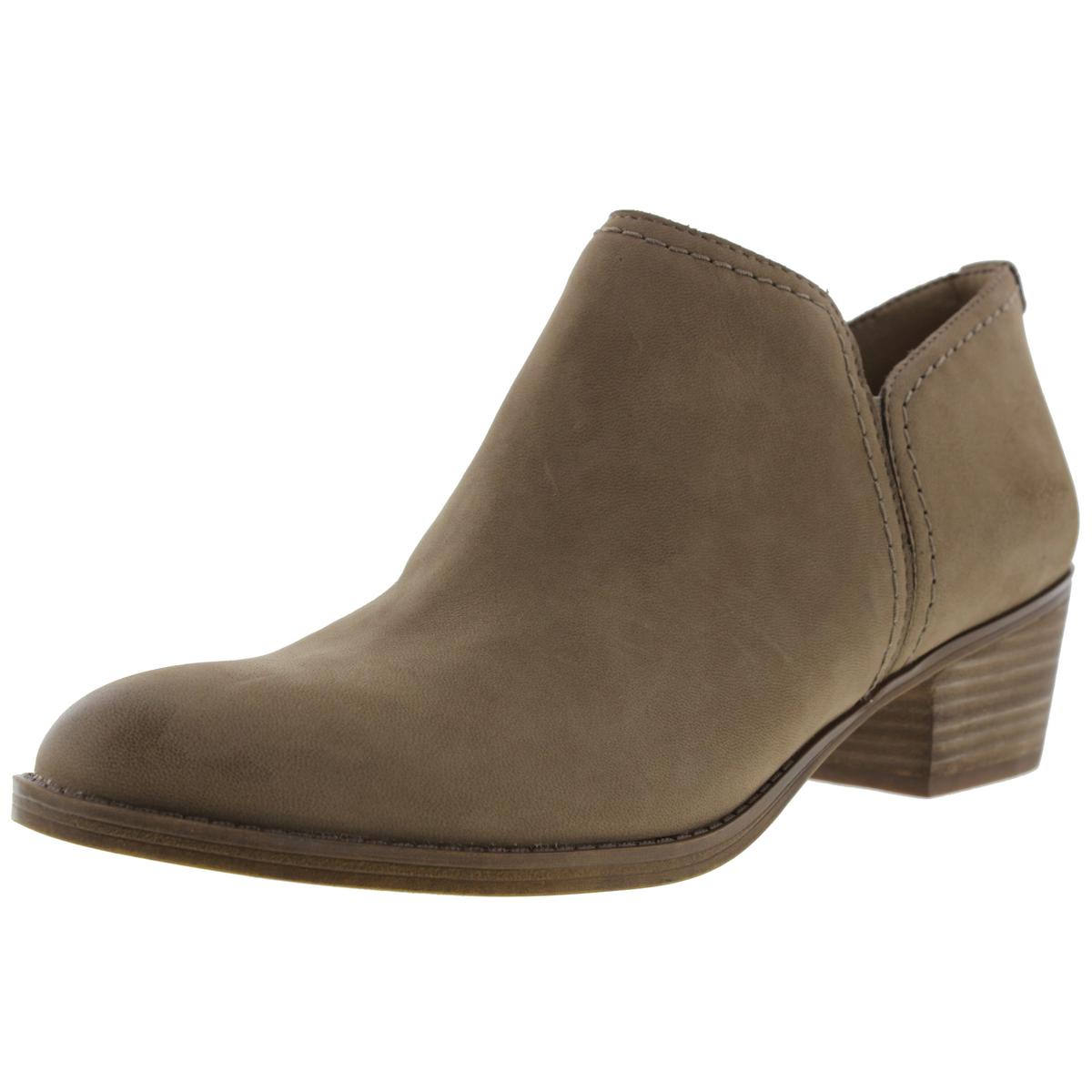 Naturalizer Womens Zarie Leather Booties by Naturalizer