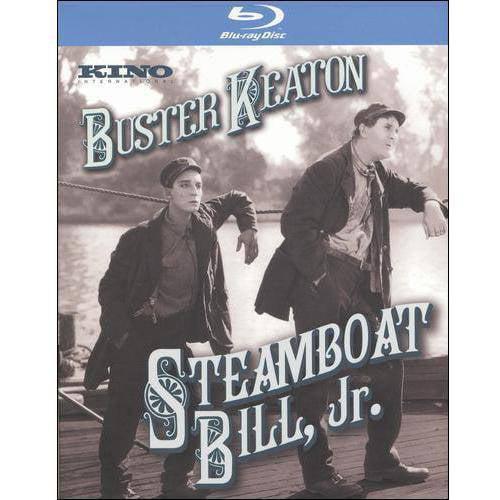 Steamboat Bill, Jr. (Ultimate Edition) (Blu-ray)
