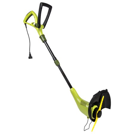 Sun Joe SB602E Electric SharperBlade 2-in-1 Stringless Lawn Trimmer and Edger | 12.6-Inch · 4.5 Amp