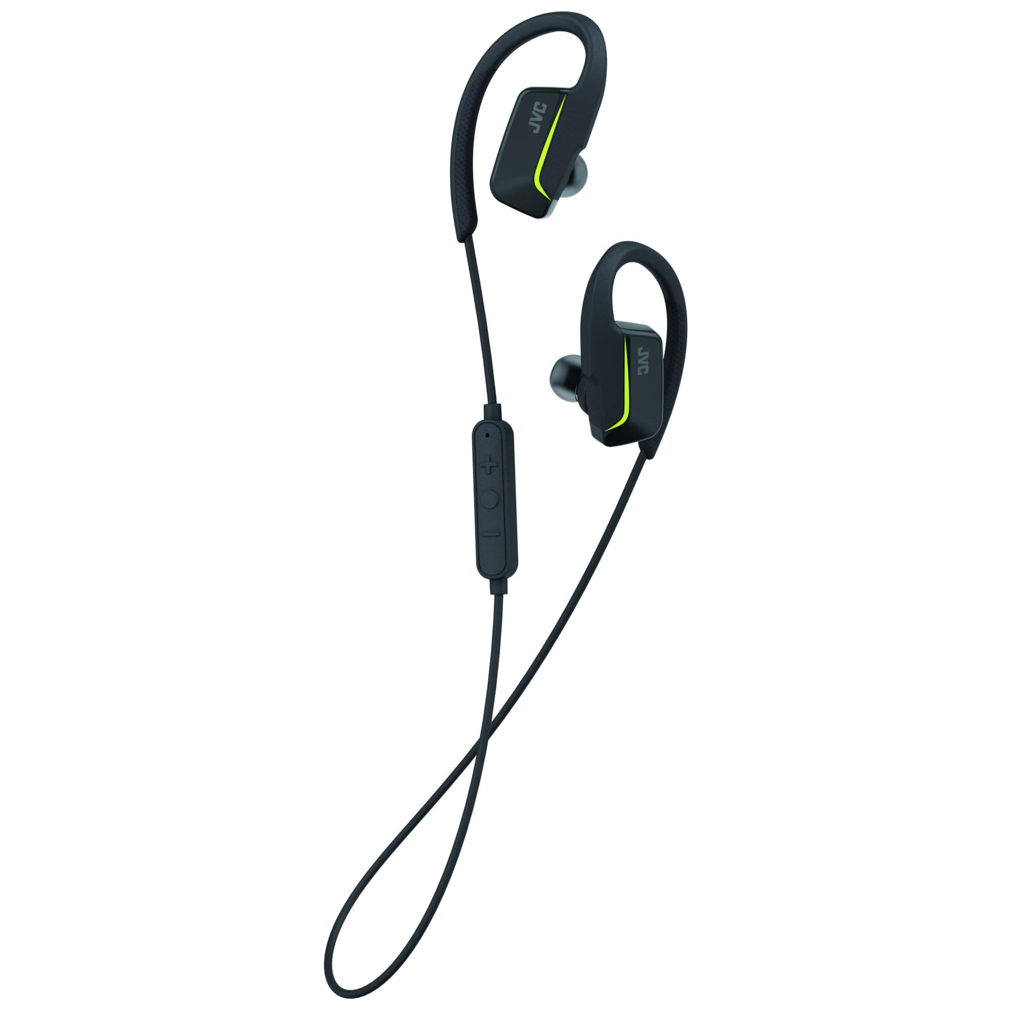 86cc903a034 JVC HA-EC30BT Specifically developed sport headphones for Serious Runners ( Black)   Walmart Canada
