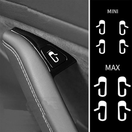Car Door Open Exit Sticker Decal Interior Decoration Open Button Reminder Fit for Tesla Model 3 - image 1 of 6
