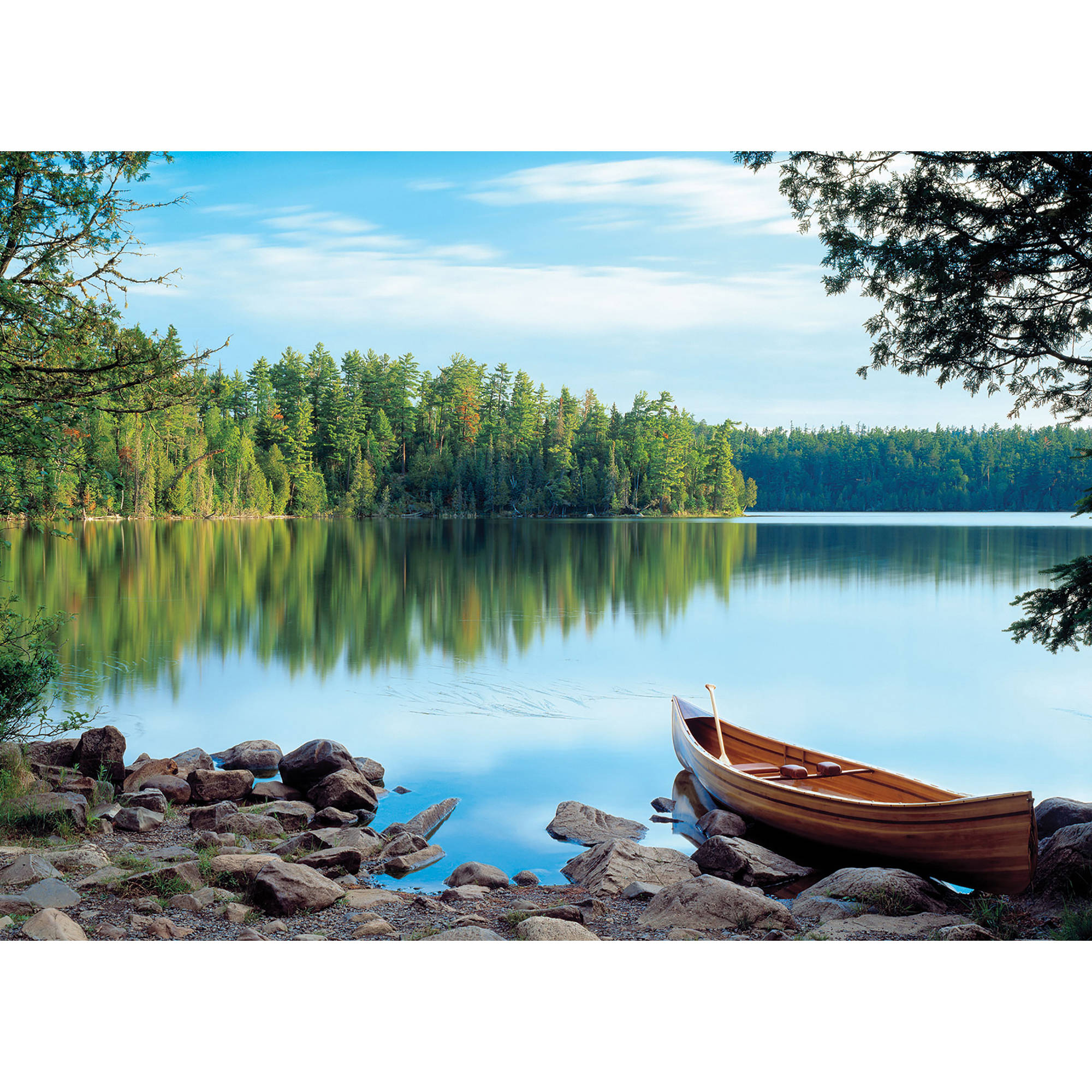 Cobble Hill: Natures Mirror 1000-Piece Jigsaw Puzzle