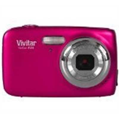 Refurbished Vivitar VF126 ViviCam F126 Digital Camera, Body Only
