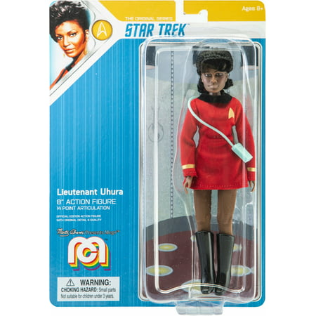 "Mego Action Figure, 8"" Star Trek - Uhura (Limited Edition Collector's Item)"
