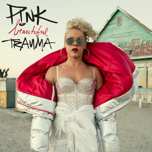 P!NK -Beautiful Trauma (Explicit) (CD)