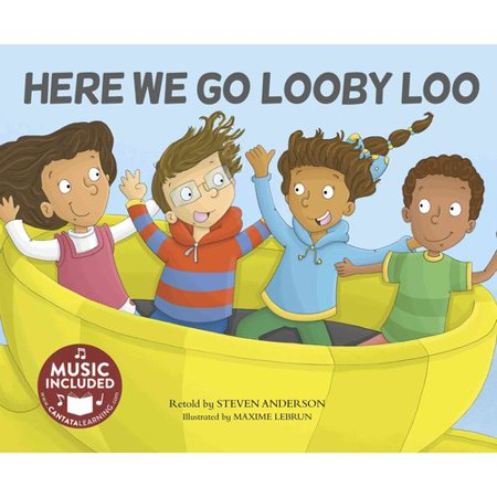 Here We Go Looby Loo  Includes Music Download