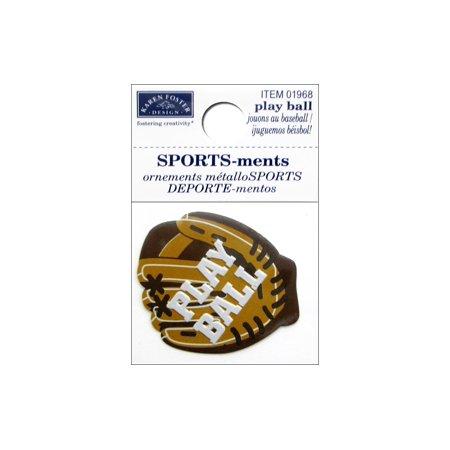 - Karen Foster Sticker Sports-ment Play Ball