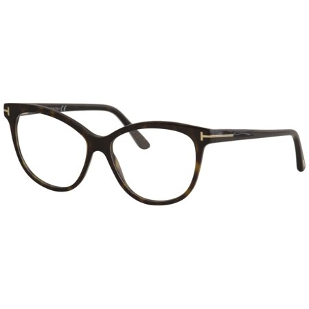 Authentic Tom Ford Eyeglasses TF5511 052 Dark Havana Frames 54MM Rx-ABLE