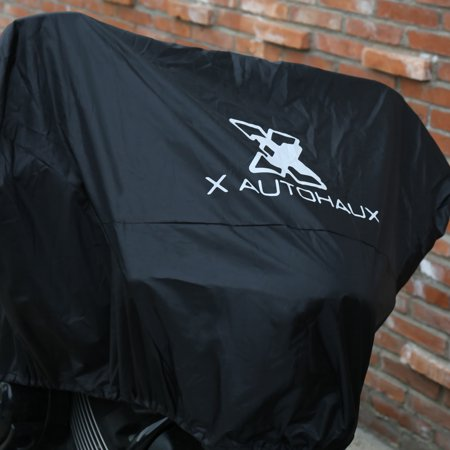 X AUTOHAUX M Lightweight Outdoor Motorcycle Half Cover for Harley Davidson Sportbikes - image 5 of 7
