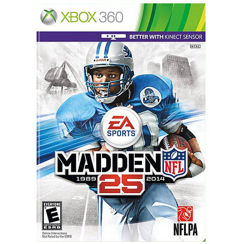 Madden Nfl 25 1989-2014 (Xbox 360) - Pre-Owned