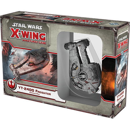Star Wars: X-Wing – YT-2400 Freighter