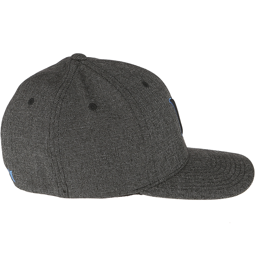 ae9f4f304cace Hurley - Hurley MHA0007170 Black Suits Fitted Hat - Mens - Walmart.com