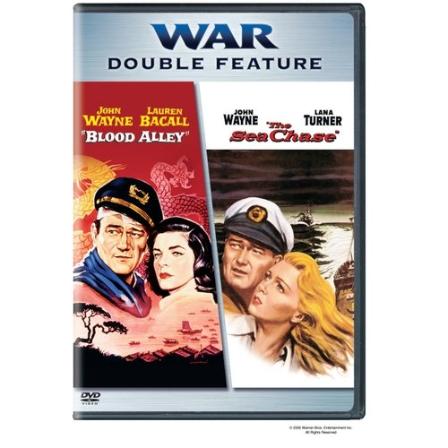 Blood Alley / The Sea Chase (Widescreen)