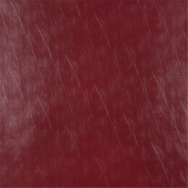 Designer Fabrics G909 54 in. Wide Burgundy Vinyl Fabric